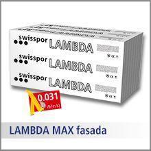 Styropian Grafitowy Swisspor Lambda Eps 031 Fasada 12 Cm Styropian